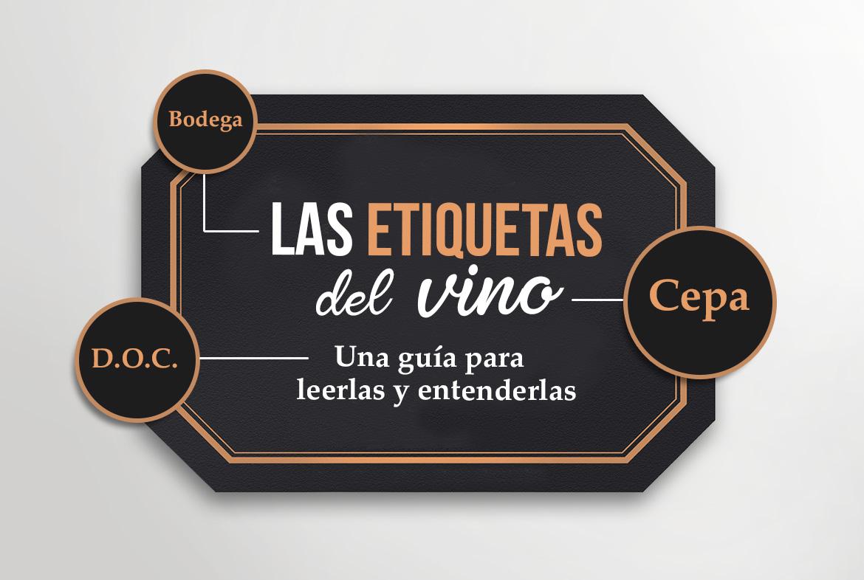 ¡Aprende a descifrar las etiquetas del vino!