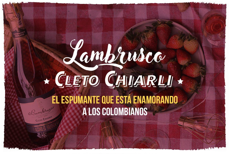 Lambrusco Cleto Chiarli