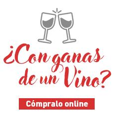 Con ganas de un vino