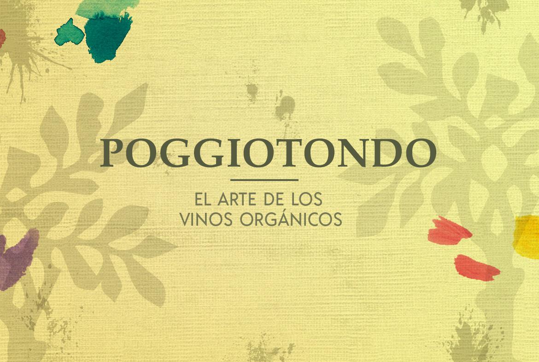 Poggiotondo, la obra de un artista del vino, Alberto Antonini