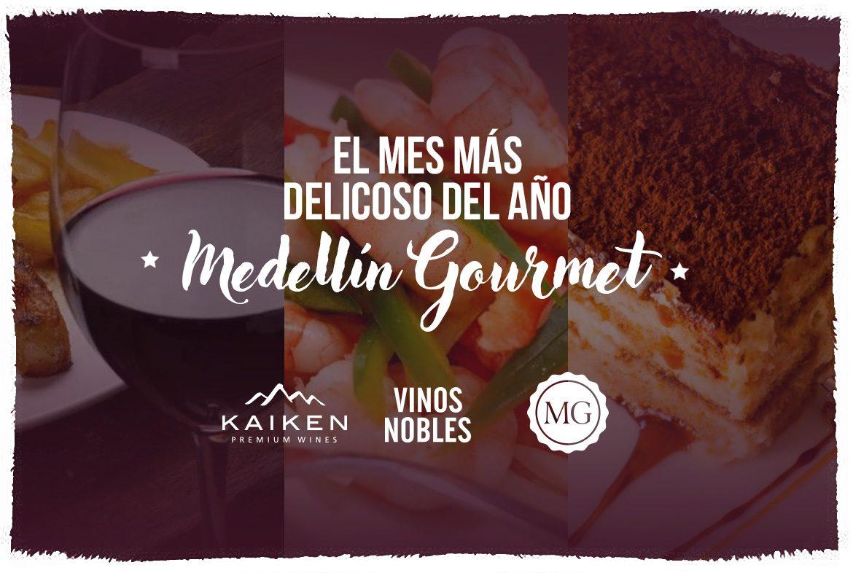 Medellín Gourmet. El mes más delicioso del año