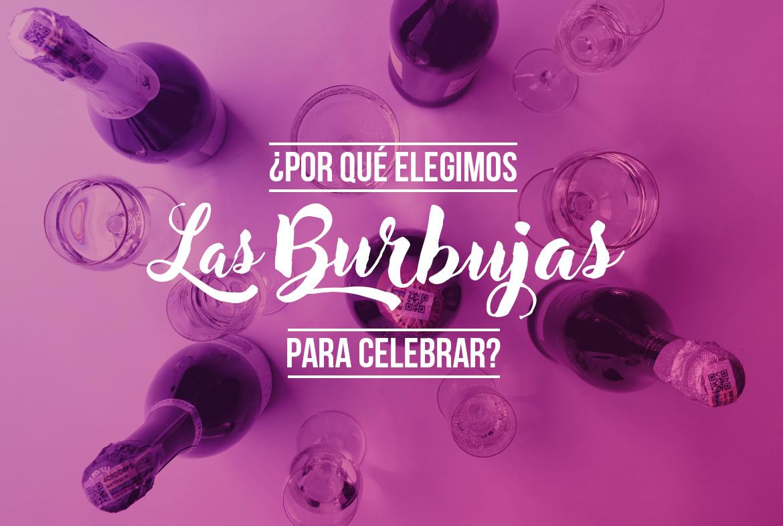 Las burbujas en el vino ¿Por qué son sinónimo de celebración?