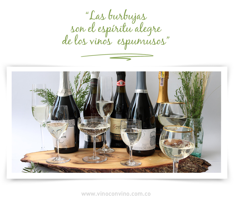 El alma de los vinos espumosos