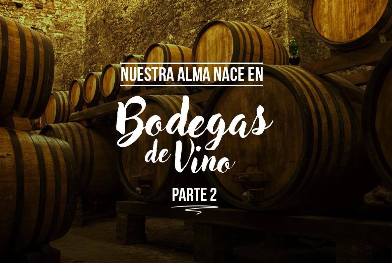 Bodegas de vino que distribuimos en Vinos Nobles (parte 2)