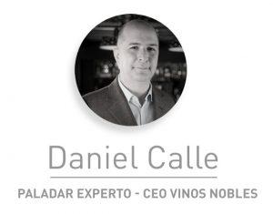 Daniel Calle- Paladar Experto Vinos Nobles