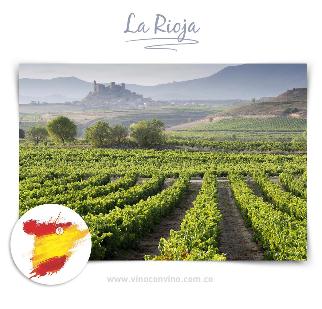 La Rioja - Región de vino en España