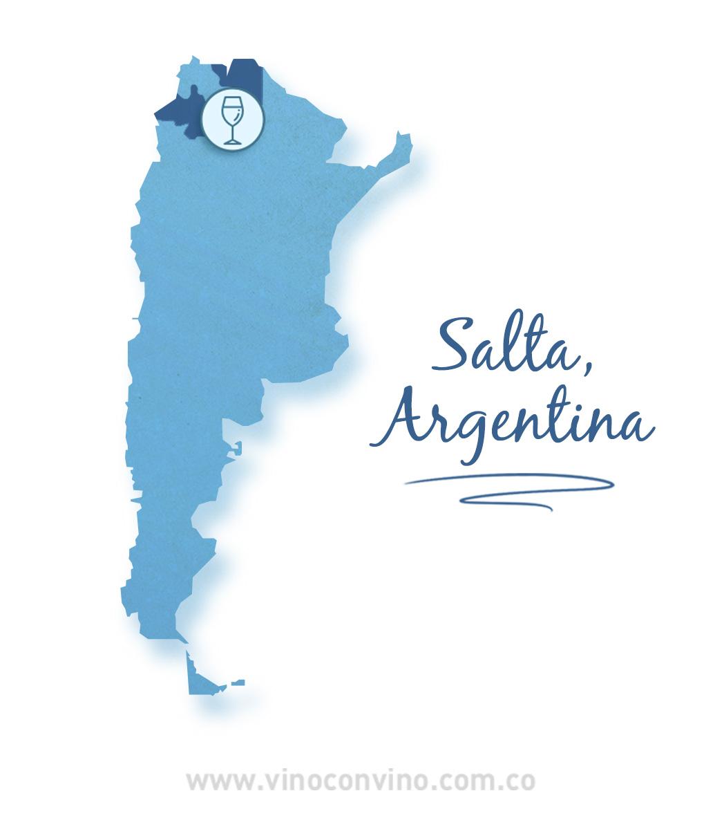 Salta. Argentina
