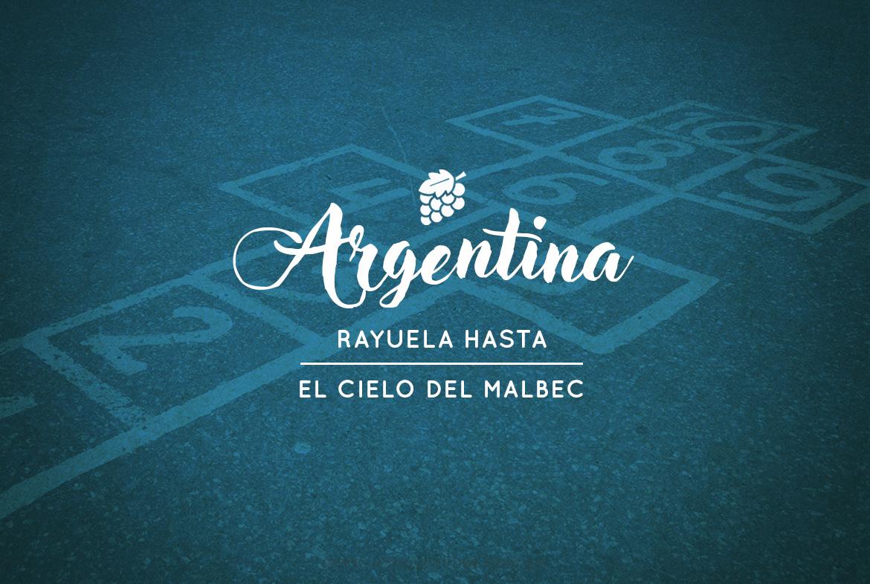 Argentina. Rayuela hasta el cielo del malbec