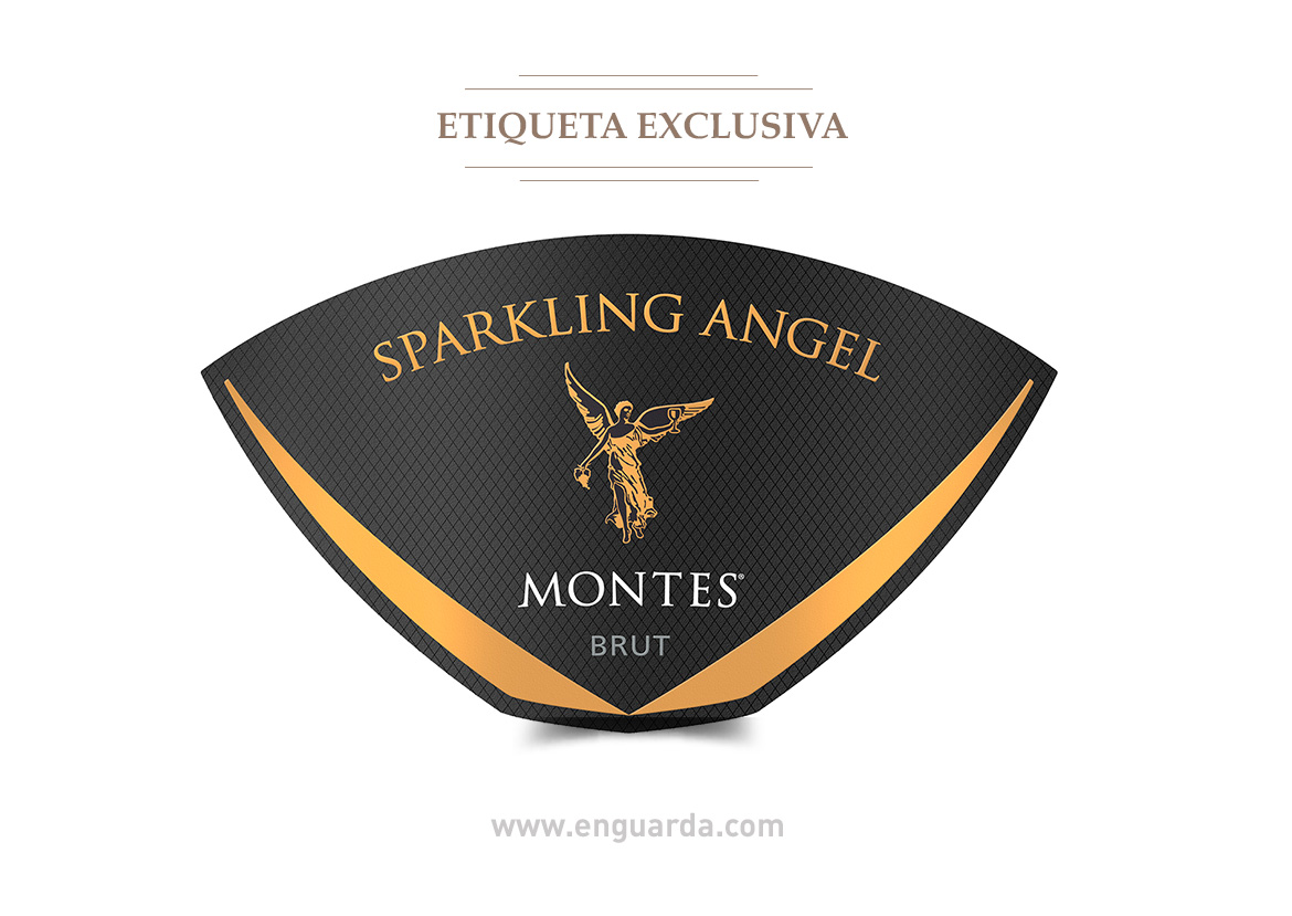 Etiqueta exclusiva. Sparkling Angel