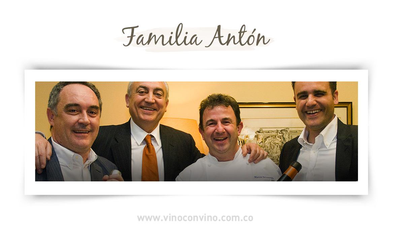 Familia Antón