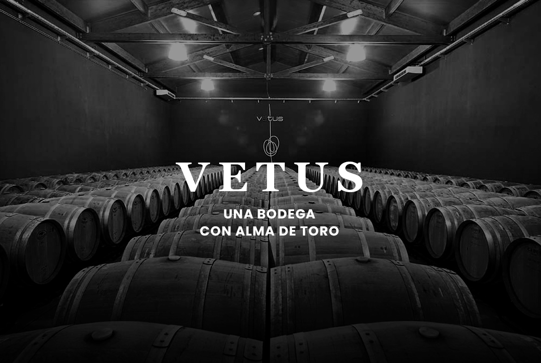 Vetus. Una bodega con alma de Toro. Vino Con Vino
