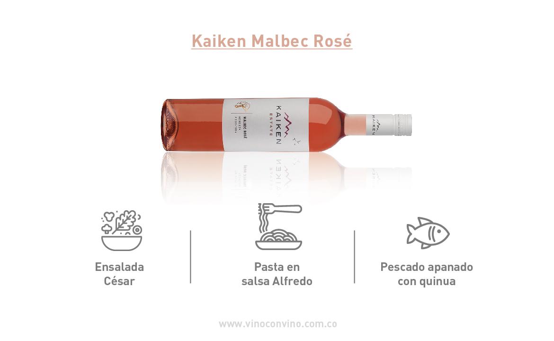 Kaiken Malbec Rosé