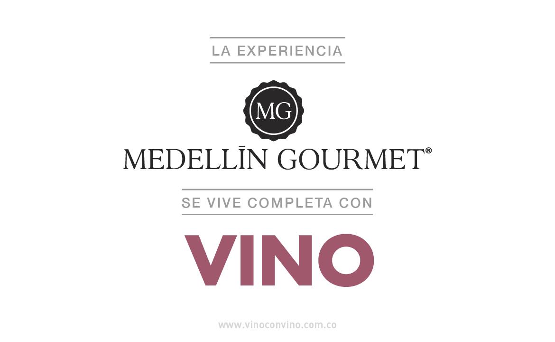 Medellín Gourmet se vive con vino
