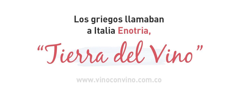 Regiones del vino en Italia
