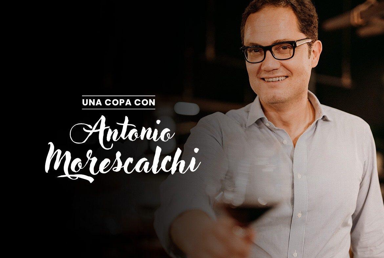 Un vino con Antonio Morescalchi de Altos Las hormigas