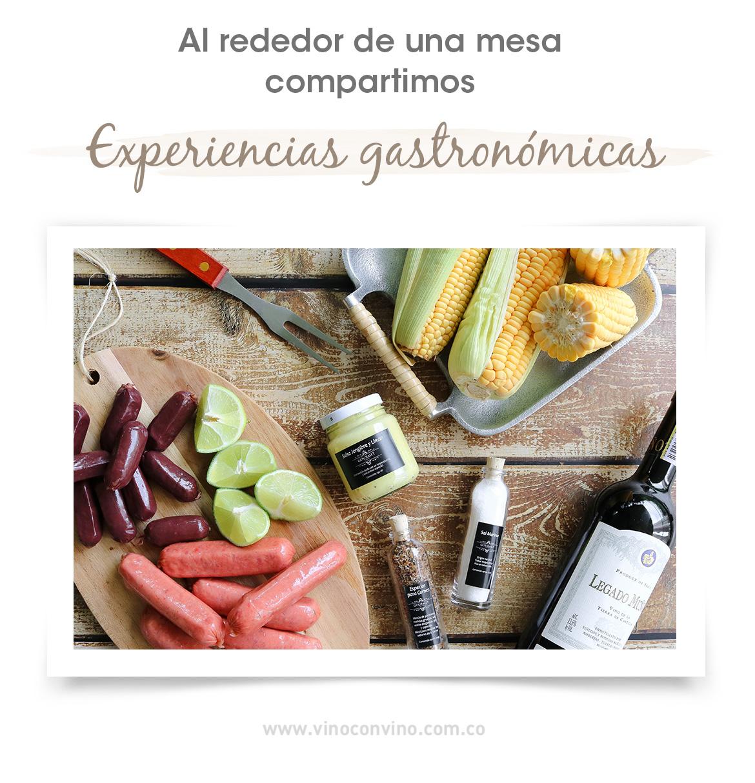 Experiencias gastronómicas al rededor del vino y una mesa - Blog vinoconvino