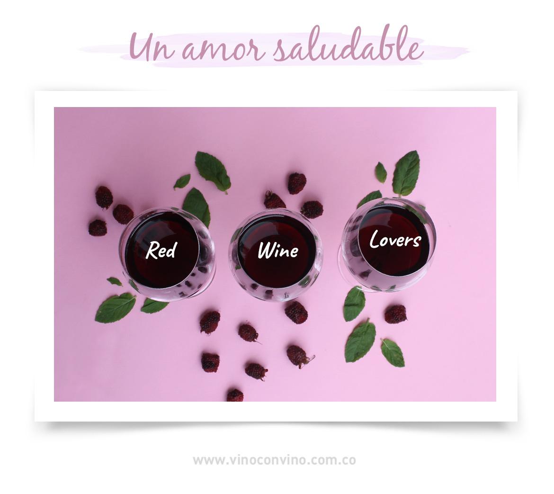 Amantes del vino tinto, ¿tomar vino es saludable? - Blog vinoconvino