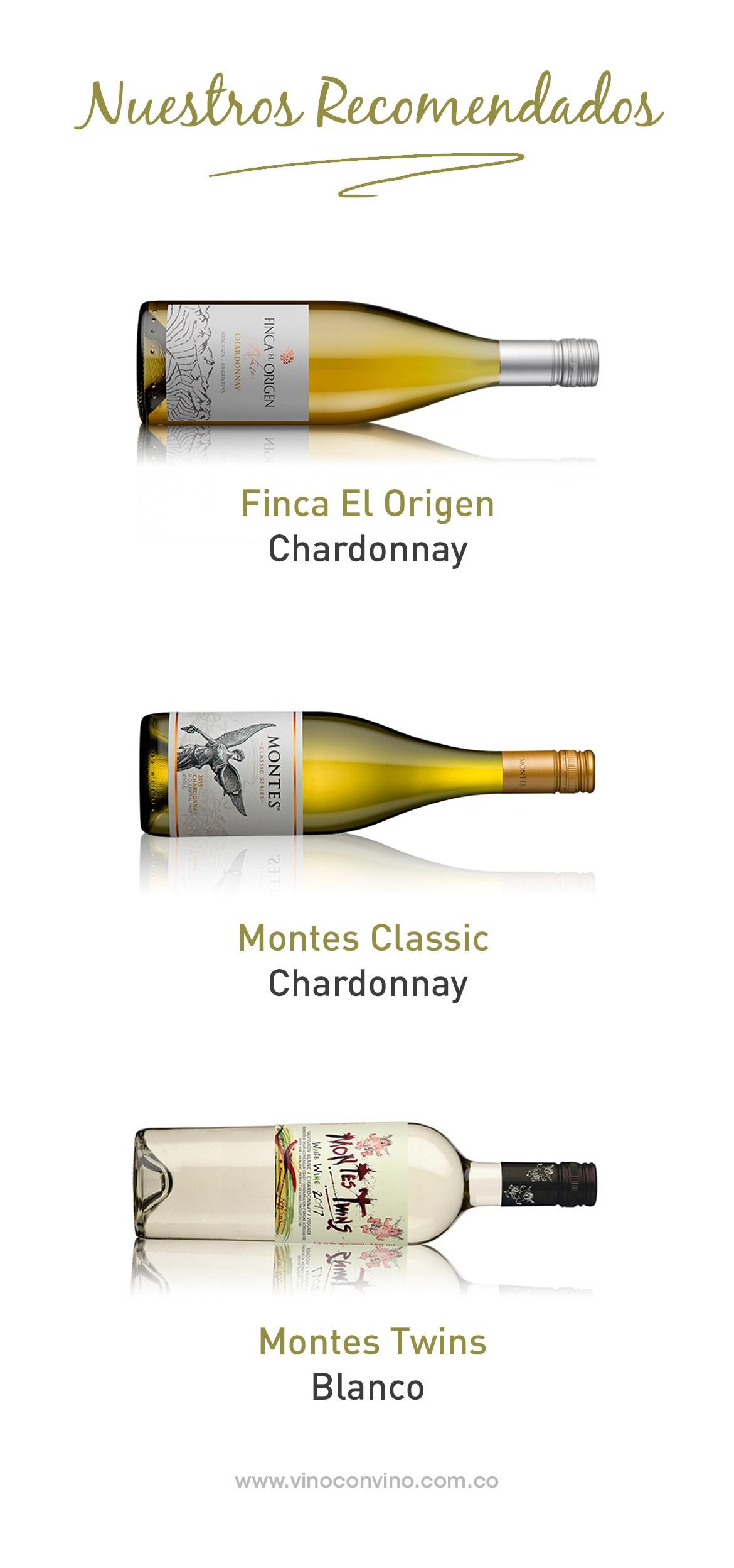 Vinos Chardonnay que tienes que probar