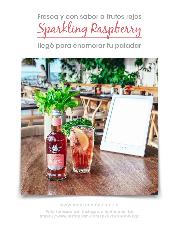 Acompañantes 2020: Sparkling Raspberry