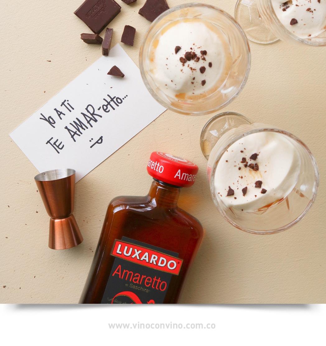 Limoncello y Amaretto Luxardo