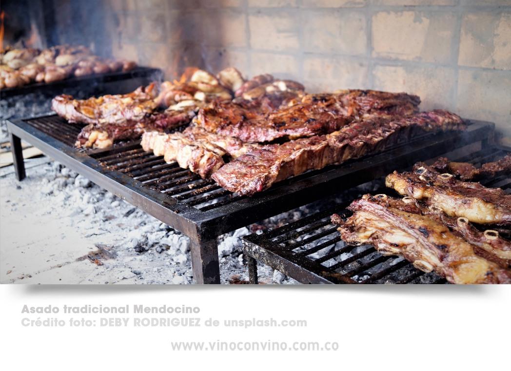 Maridaje bonarda argentina
