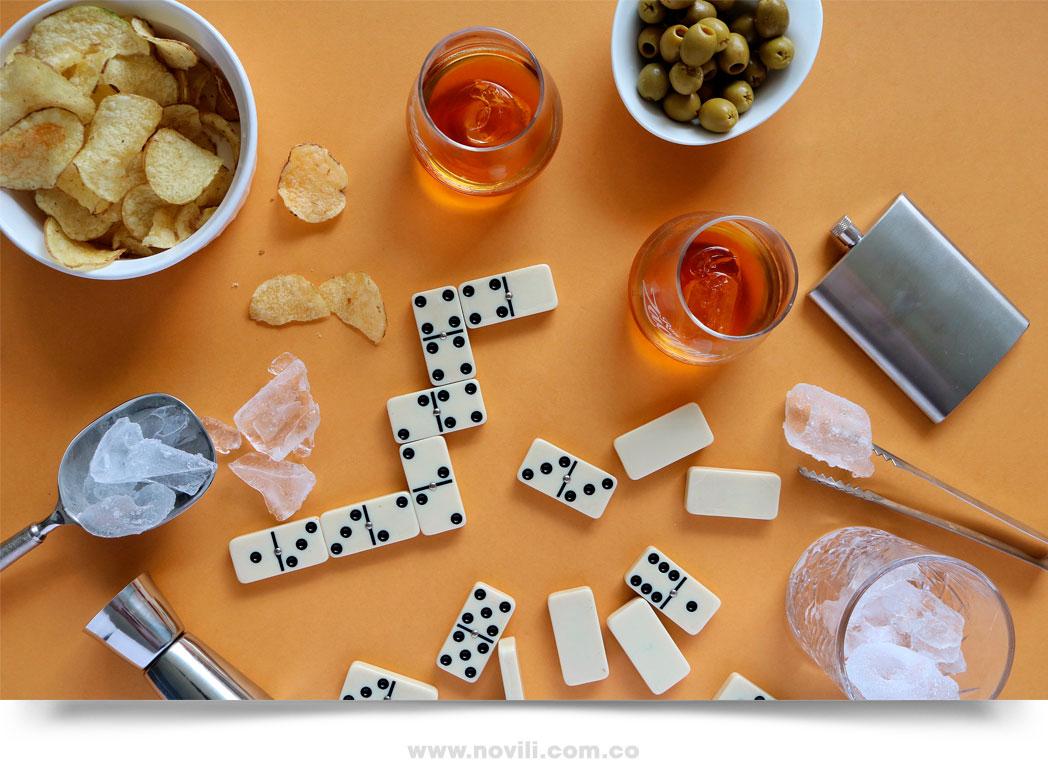 Planes para hacer en casa- juegos y snacks