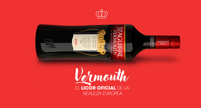 Vermouth, el licor oficial de la realeza italiana.