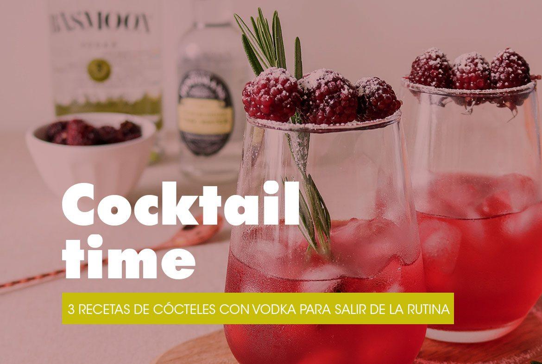 Vodka Coctel Time