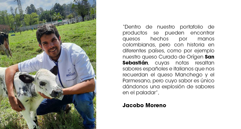 Jacobo Moreno, San Sebastián