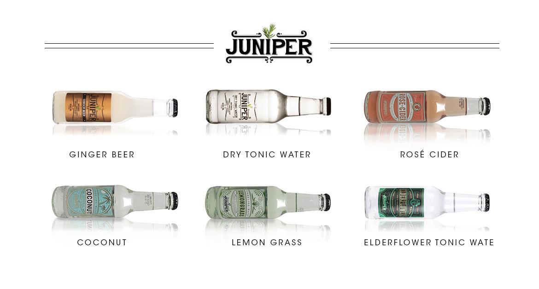 Licores y bebidas 2021 Juniper Drinks
