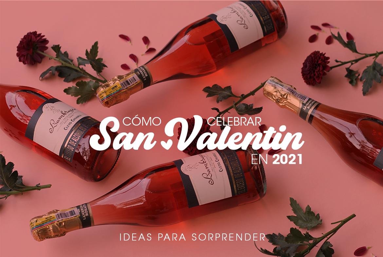 Cómo celebrar San Valentín en 2021: Ideas para sorprender