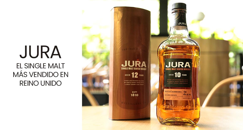 Jura whisky - Nóvili