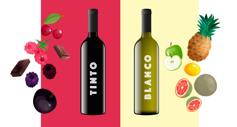 Aprender de vinos- Compara