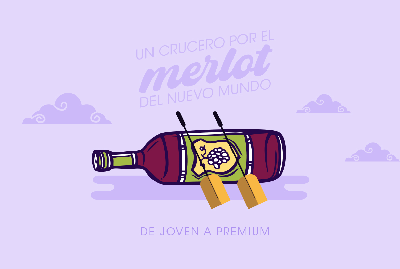 Vinos merlot recomendados: navegando por el nuevo mundo del vino