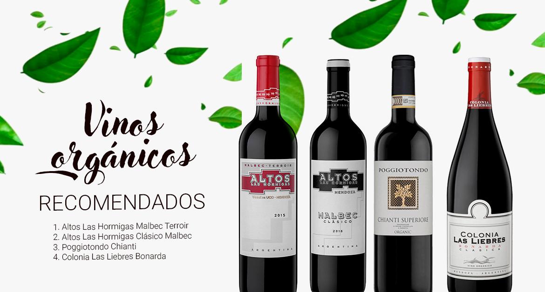 Diferencia entre Vinos orgánicos, biodinámicos y naturales