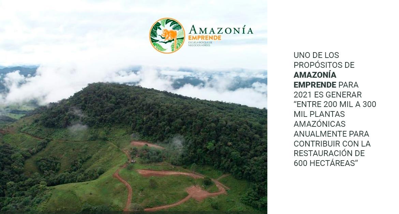Amazonía Emprende