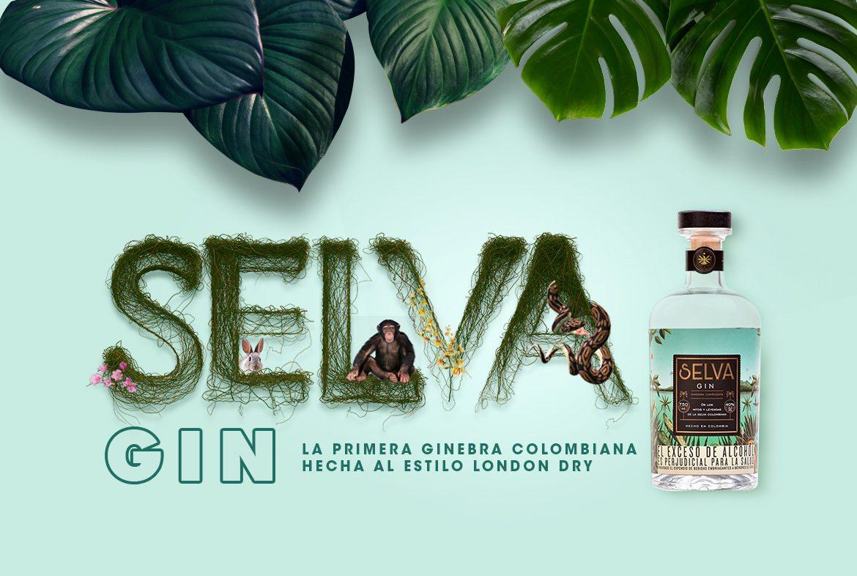 Selva Gin: la primera ginebra colombiana hecha al estilo London Dry