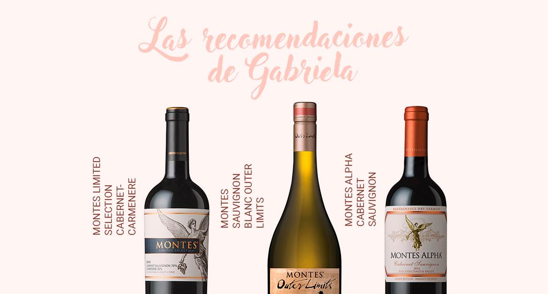 Recomendaciones: vinos para madres: Gabriela