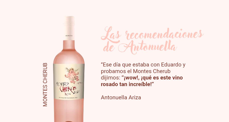 Recomendaciones: vinos para madres - Antonuella