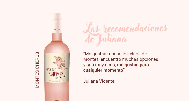 Recomendaciones: vinos para madres - Juliana