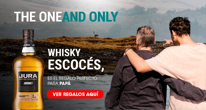 Whisky para regalar a papá