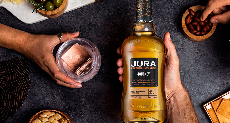 licores y cócteles recomendados Whisky Jura