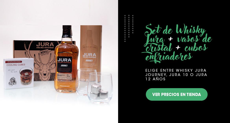 Regalos para papá whisky Jura