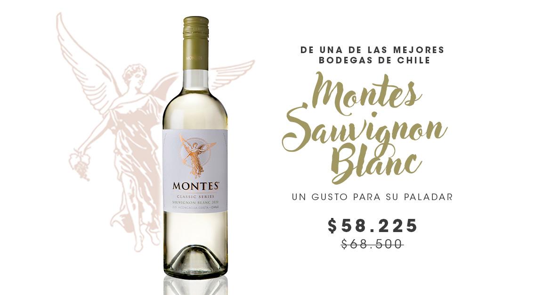 Compra Montes Classic Series Sauvignon Blanc