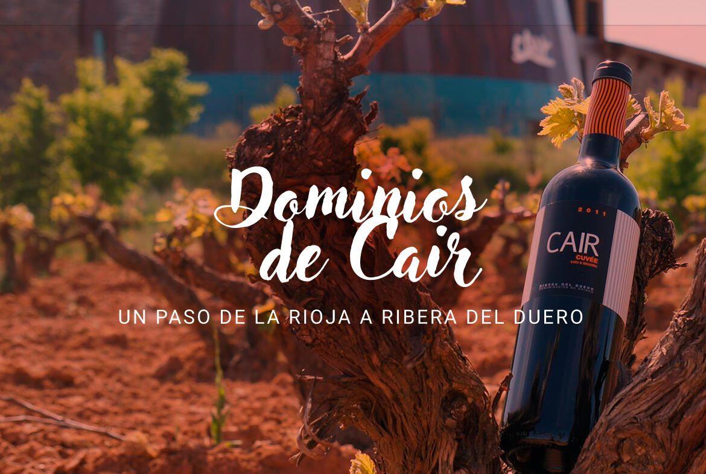 Dominios de Cair, un paso de la Rioja a Ribera del Duero