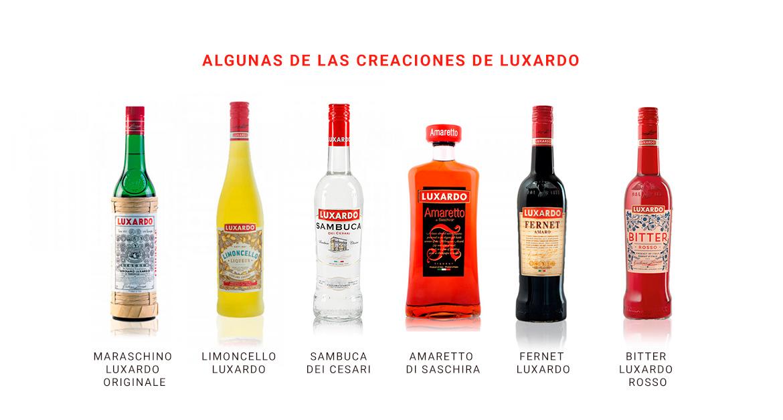 Luxardo licores